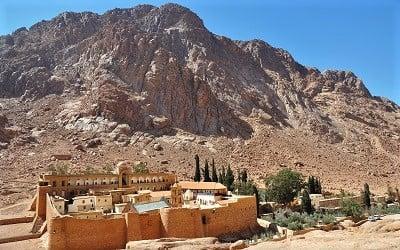 Visit Mt. Sinai