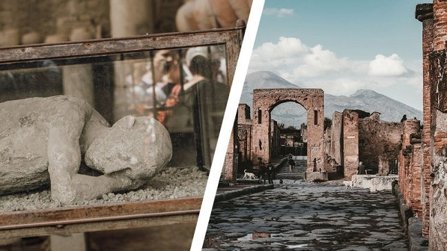 Pompeii, The City Frozen in Time