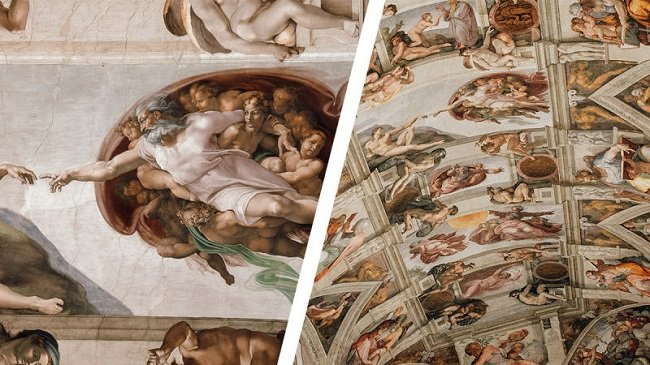The Wonders of the Sistine Chapel